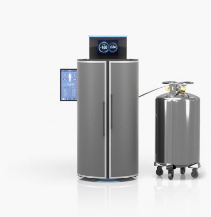 CRYO XC™ Anthracite Pressurized
